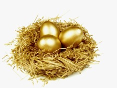 gold-egg-in-the-gold-nest-isolated-on-white_Gk3ua1wO