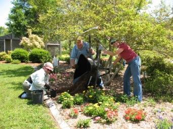 Garden tending
