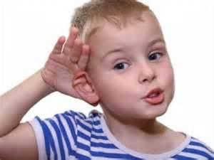 listening ear child