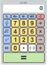 online calculator color