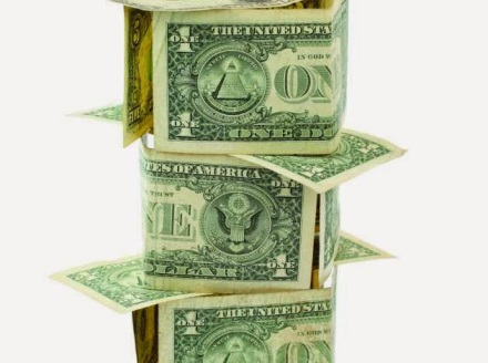money-tower-cash-dollars-house